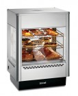 Lincat UMS50 Upright Heated Merchandiser With Static Rack