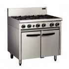 Blue Seal Cobra Propane Gas Range CR9D-LPG