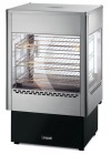 Lincat UMSO50D Upright Heated Merchandiser With Static Rack And Built-In Oven