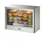 Lincat LPW/LR Pie Cabinet With Illuminated And Humidity Feature