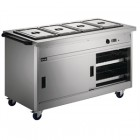 Lincat Panther Hot Cupboard and Bain Marie Top P8B4