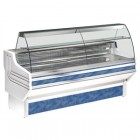 Jinny Refrigerated Serve Over Counter white 1040 MM WIDE