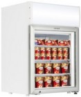 Tefcold UF100GCP Undercounter Display Freezer With Canopy