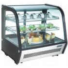 Polar Refrigerated Countertop Display Chiller 120 Ltr