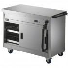 Lincat Panther 670 Series Hot Cupboard with Plain tops Width 1125mm P6P3