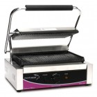 Pantheon CGL1R Extra Large Single Ribbed Contact Grill