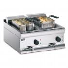 Lincat Silverlink 600 Electric Counter-top Pasta Cooker - Twin Tank - PB66