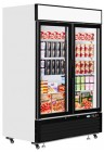 Interlevin LGF5000 Glass Door Display Freezer