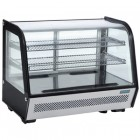 Polar Refrigerated Countertop Display Chiller 160 Ltr
