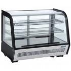 Polar Refrigerated Countertop Display Chiller 160 Ltr