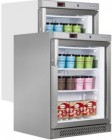 Tefcold UF200G / UF200GS Undercounter Display Freezers