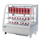 Polar Countertop Refrigerated Merchandiser White 100 Ltr