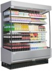 Interlevin RC II SS Range, Stainless Steel Multideck Display Fridge - various sizes