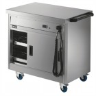 Lincat Panther 670 Series Hot Cupboard with Plain tops Width 900mm P6P2