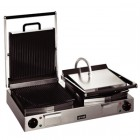 Lincat Lynx 400 Double Contact Grill Ribbed Upper LRG2