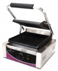 Pantheon CGS1R Single Ribbed Contact Grill