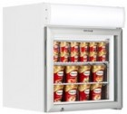 Tefcold UF50GCP Undercounter Display Freezer With Canopy