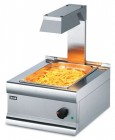 incat Silverlink 600 Electric Counter-top Chip Scuttle with Overhead Gantry - CS4/G
