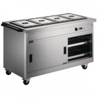 Lincat Panther Hot Cupboard and Bain Marie Top P8B4PT