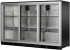 Tefcold BA30SAL Triple Door Sliding Bottle Cooler