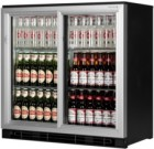 Tefcold BA20SAL Double Door Sliding Bottle Cooler