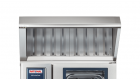 Rational UltraVent Condensation Hood - 60.72.320