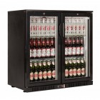 Interlevin PD20H / PD20S Undercounter Double Door Bottle