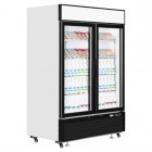 Interlevin LGC5000 Double Door Display Fridge