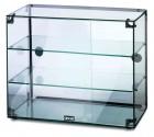 Lincat GC36D Glass Display Case With Rear Sliding Doors