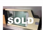 Second Hand Tecfrigo Table Top Refrigerated Display Unit - Beige NOW SOLD