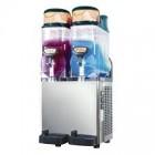 Blue Ice Slush Machine - 2 bowls